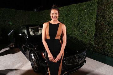 Michaela Conlin Variety and Women in Film Emmy Nominee Celebration