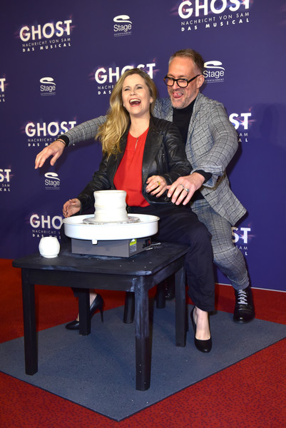 'Ghost - The Musical' Premiere In Hamburg