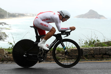 Michal Kwiatkowski Cycling - Road Time Trial - Olympics: Day 5