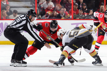 Michel Cormier Vegas Golden Knights v Ottawa Senators