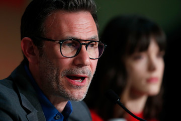 Michel Hazanavicius 'Redoubtable (Le Redoutable)' Press Conference  - The 70th Annual Cannes Film Festival