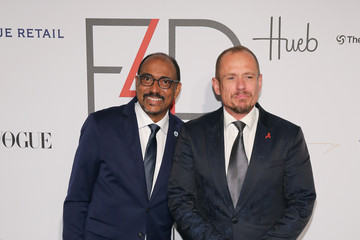 Michel Sidibe Fashion 4 Development's 5th Annual Official First Ladies Luncheon