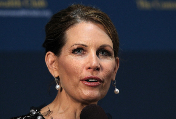 Michele Bachmann US Rep R MN And Republican