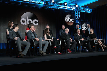 Michele Fazekas Winter TCA Tour: Day 8