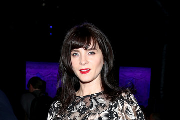 Michele Hicks Anna Sui - Front Row - February 2017 - New York Fashion Week: The Shows