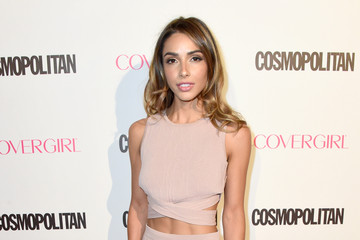 Michele Maturo Cosmopolitan's 50th Birthday Celebration - Red Carpet