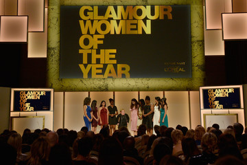 Michele Sullivan Glamour Women of the Year 2016 - Show