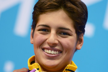 Michelle Alonso Morales 2012 London Paralympics - Day 8 - Swimming