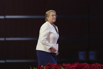 Michelle Bachelet Belt and Road Forum for International Cooperation - Day One