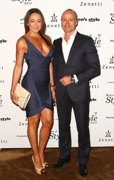 Arrivals At The Mens Style 10th Birthday Party
