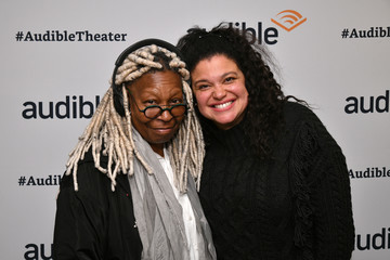 Michelle Buteau Audible Celebrates Common At Minetta Lane Theatre In NYC - January 10