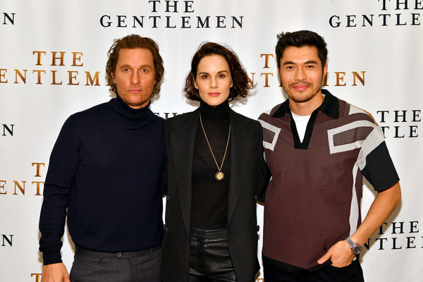 NY Photo Call For 'The Gentlemen'