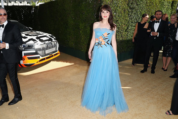 Michelle Dockery Audi At The 70th Annual Emmy Awards