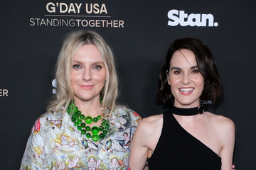 Michelle Dockery G'Day USA 2020 - Arrivals