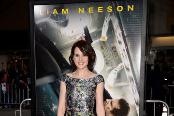 "Michelle Dockery Premiere Of Universal Pictures And Studiocanal's ""Non-Stop"" - Arrivals"