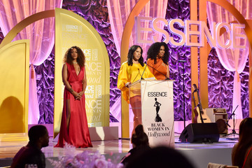 Michelle E. Banks 2020 13th Annual ESSENCE Black Women in Hollywood Luncheon - Inside