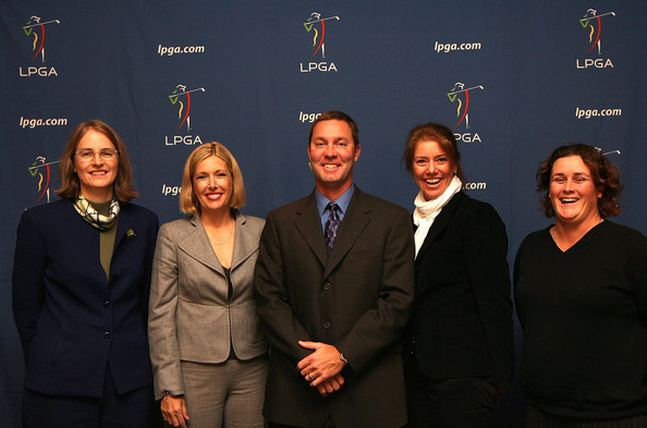 LPGA Announces New Commissioner - Press Conference
