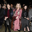 Michelle Gomez Dennis Basso - Front Row - February 2019 - New York Fashion Week