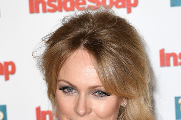 Michelle Hardwick Inside Soap Awards - Red Carpet Arrivals