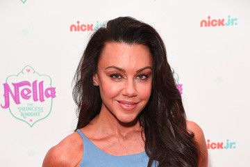 Michelle Heaton Celebs Reign at Nick Jr. Premiere of 'Nella The Princess Knight'