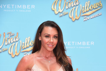 Michelle Heaton The Gala Performance Of Wind In The Willows - Red Carpet Arrivals