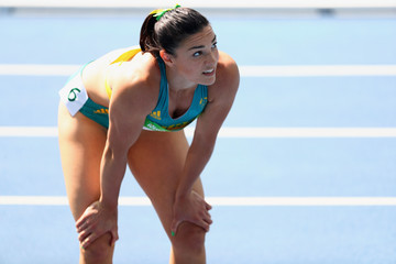 Michelle Jenneke Athletics - Olympics: Day 11