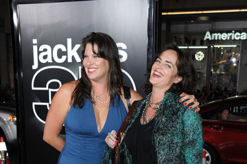 "Michelle Johnson  Premiere Of Paramount Pictures And MTV Films' ""Jackass 3D"" - Arrivals"