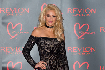 Michelle Keegan Revlon Choose Love Masquerade Ball