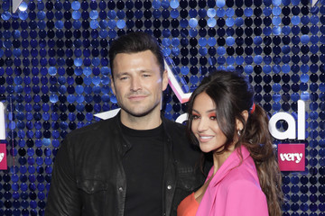 Michelle Keegan Mark Wright The Global Awards 2020 - Red Carpet Arrivals