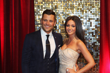 Michelle Keegan Mark Wright Arrivals at the British Soap Awards — Part 4