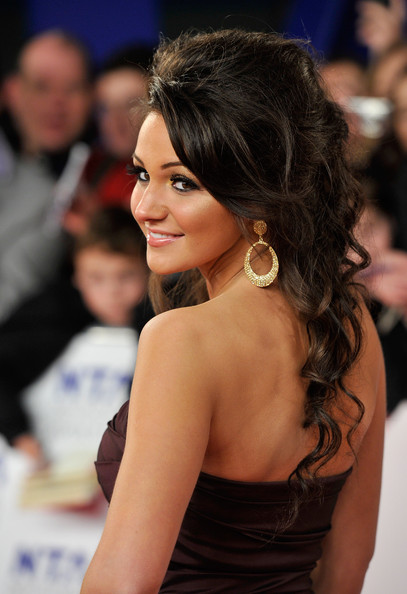 Michelle Keegan Pictures - National Television Awards ...
