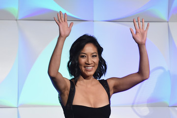 Michelle Kwan The Women's Sports Foundation's 38th Annual Salute to Women in Sports Awards Gala - Inside