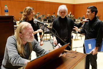 Michelle Malone Celebrating Georgia With Chuck Leavell & Friends - Rehearsals