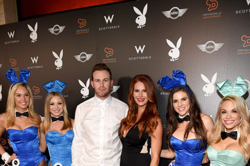Michelle Mclaughlin The Playboy Party At The W Scottsdale During Super Bowl Weekend - Arrivals