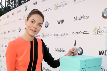 Michelle Monaghan Tiffany & Co At Women In Film Pre-Oscar Cocktail Party