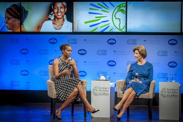 Michelle Obama Spousal Symposium
