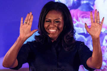 Michelle Obama European Best Pictures Of The Day - December 03, 2018