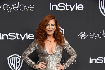 Michelle Pesce Warner Bros. Pictures and InStyle Host 18th Annual Post-Golden Globes Party - Arrivals
