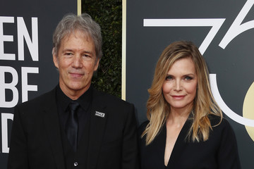 Michelle Pfeiffer 75th Annual Golden Globe Awards - Arrivals