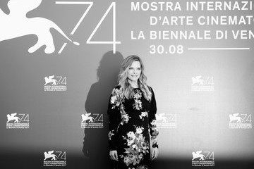 Michelle Pfeiffer 'Mother!' Photocall - 74th Venice Film Festival