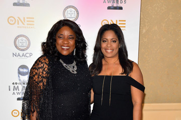 Michelle Rice 49th NAACP Image Awards Nominees' Luncheon - Arrivals