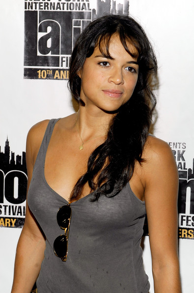 "Michelle Rodriguez - 10th New York International Latino Film Festival - ""Los Bandoleros"""
