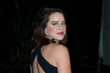 Michelle Ryan Arrivals at the Chain of Hope Ball