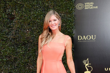 Michelle Stafford 45th Annual Daytime Emmy Awards - Arrivals