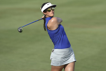 Michelle Wie Bank Of Hope Founders Cup - Round Two