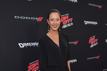 Michelle Wie 'Sin City: A Dame to Kill For' Premieres in Hollywood — Part 5