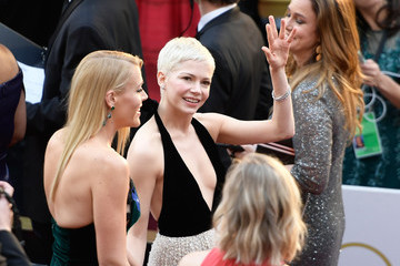Michelle Williams 89th Annual Academy Awards - Fan Arrivals