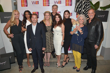 Michelle Williams Guests Celebrate the Women of EVINE Live