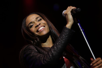 Michelle Williams The 2014 Grand Slam Charity Jam