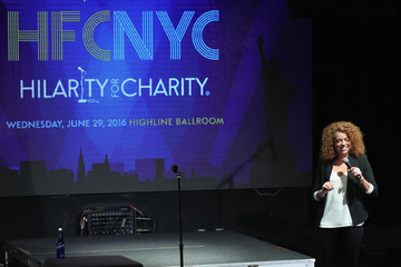 Michelle Wolf Hilarity for Charity Throws Second New York Event to Raise Funds to Fight Alzheimer's Disease - Show